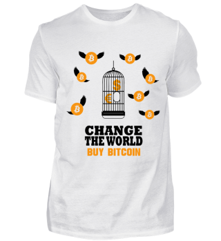 GIFT- CHANGE THE WORLD BUY BITCOIN