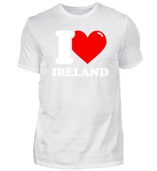 I Love Ireland Gifts