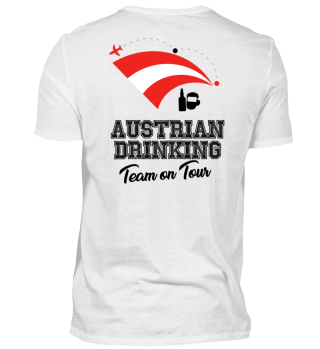 Austrian Drinking Team on Tour