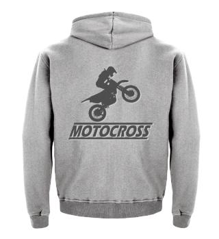 Motocross T-Shirt Grunged Effekt