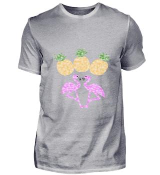 Flamingo Ananas