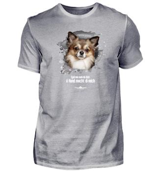 Egal wia oam du bist: A Hund mocht di ..