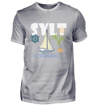 Sylt Ship North Sea Vacation North Fries
