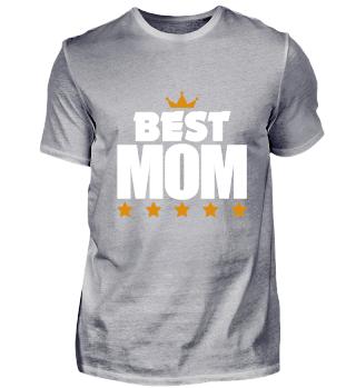 Best Mom - Family Mother Birthday Gift