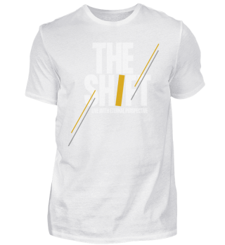 THE SHIFT T-Shirt Unisex Black (verschiedene Varianten)