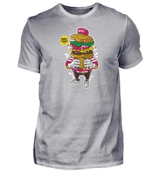 ☛ I Love Burger #20..1