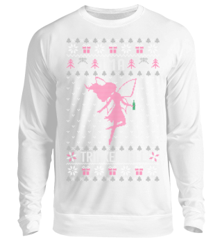 Ugly Christmas Sweater - Trinkerbell