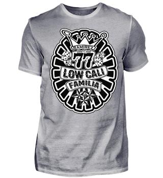 Herren Kurzarm T-Shirt Low Cali Ramirez
