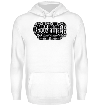 Herren Hoodie Sweatshirt God Father Ramirez