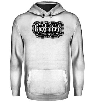 Herren Hoodie Sweatshirt God Father Ramirez