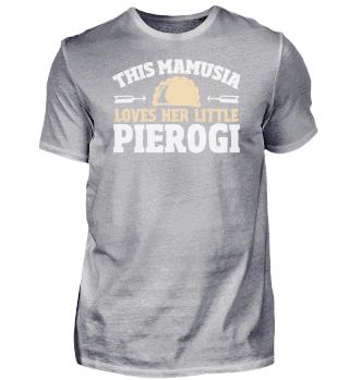 Mamusia's Little Pierogi Pirogge Baby