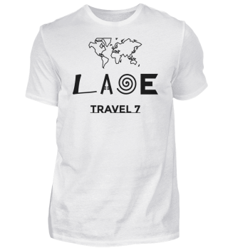 Laoe Travel 7 Klassisches Logo ( Men )