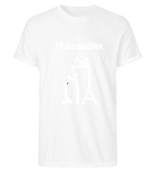 Teamwork - Party Sauf Shirt