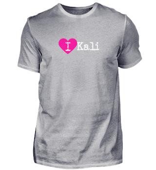 I Heart Kali | Love Kali