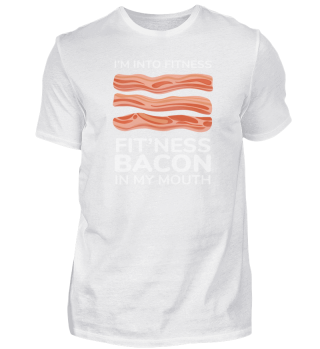 Fit´Ness Bacon I MY Mouth Bacon Fitness