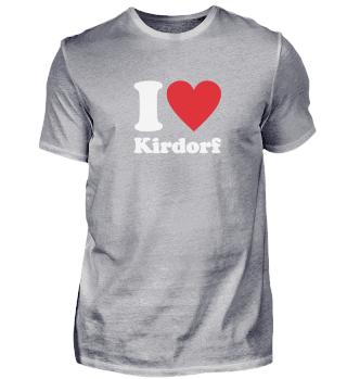 I love Kirdorf
