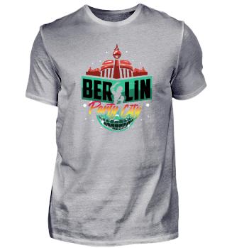 Berlin Party City Hauptstadt
