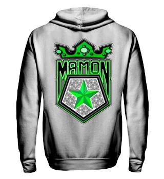 Herren Zip Hoodie Sweatshirt Mamon Ramirez