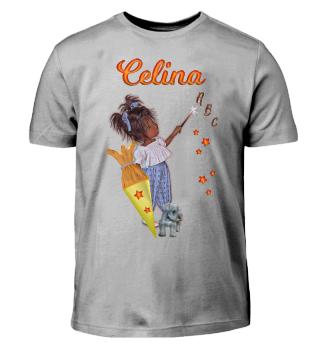 Einschulung Celina