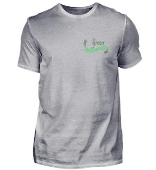 Veganer go green Lifestyle Geschenk