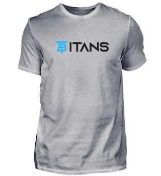 bTitans Side Logo - Tshirt