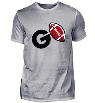 Football Shirt • Touchdown • Geschenk
