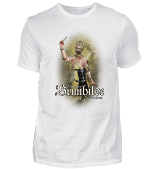 Brunhilde - Dampfer Shirt