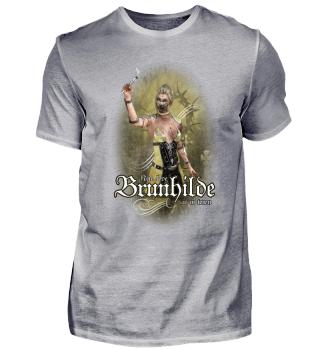 Brunhilde - Dampfer Shirt