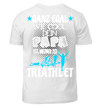 Triathlon Kinder - Papa Triathlet