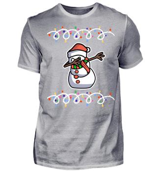 Schneemann Geschenk Weihnachten