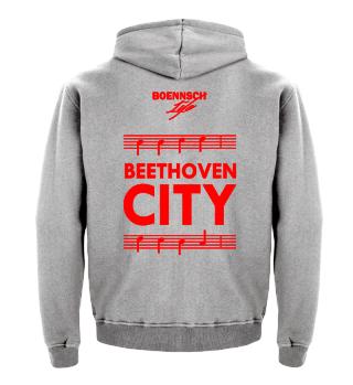kinder hoodie beethoven city