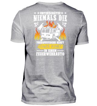 Feuerwehr · die therapeutische Kraft