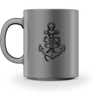 Anchor Sailor Cup