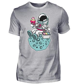 ☛ Astronaut Ice Cream #20.1