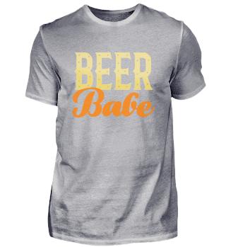 Beer Babe TShirt Oktoberfest Booze Craft