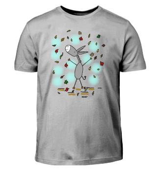ESELINO Kinder-T-Shirt HERBSTZEIT