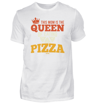 This Mom Is The Queen Of Eating Pizza
