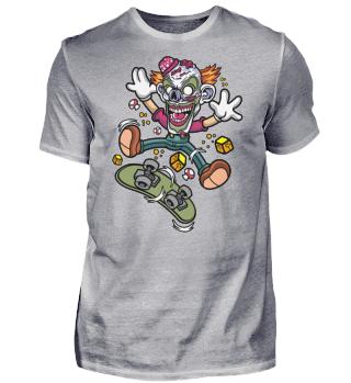 ☛ Clown Skater #20.2
