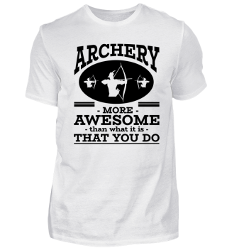 Archery Archer Bowman Arrow Bow Gift