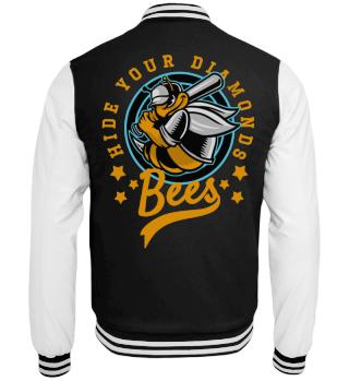 Herren College Jacke Bees Ramirez