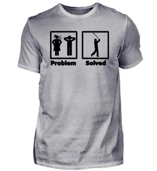 problem solved golf