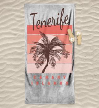 Badetuch Tenerife | Kanaren