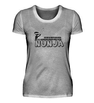 Nunja.