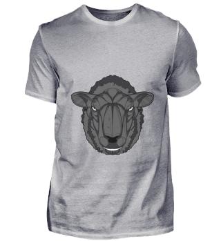 D007-0080 Sheep - Schaf