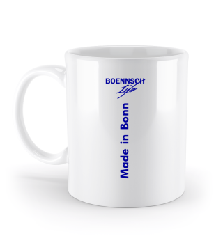 tasse made in bonn