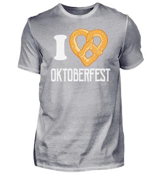 I Love Oktoberfest Beer