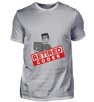 D001-0188B Proud Coder Programmierer - R
