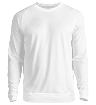 Sweatshirt - weißes Logo - Piper