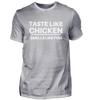 Taste like Chicken