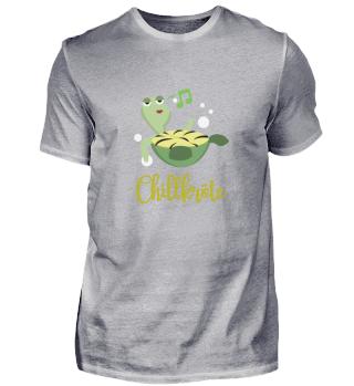 Chillin Turtle Gift Idea